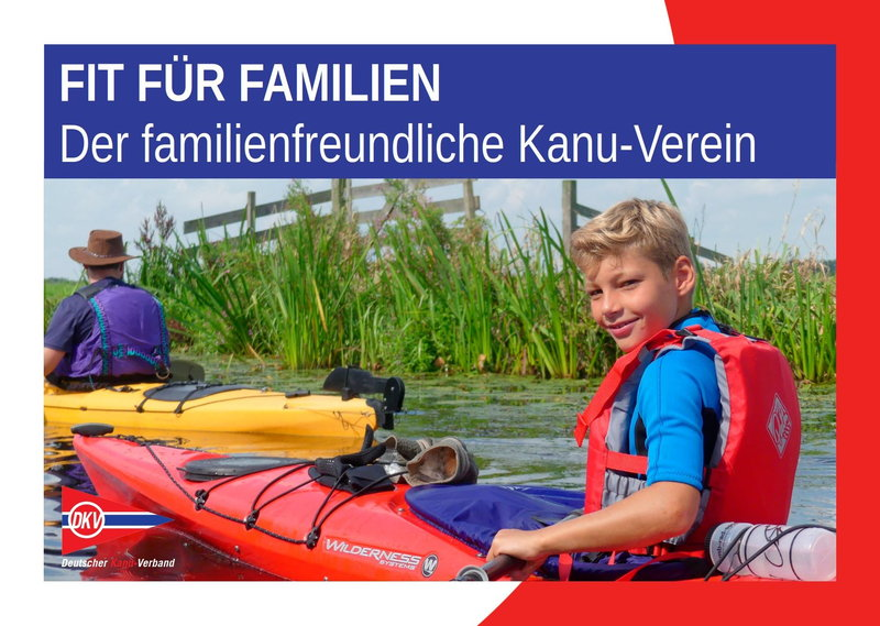 Broschuere Fit Fuer Familien