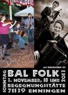 2013 - Bal Folk in Ehningen